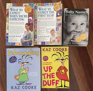 Pregnancy, baby, toddler & children books Lota Brisbane South East Preview