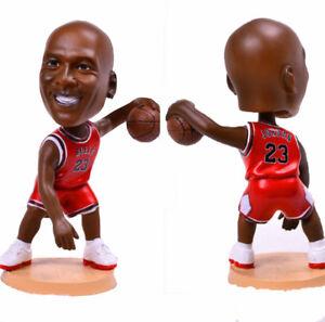 Michael Jordan Bobblehead 23 Chicago Bulls Basketball Player Bobble Head Gift