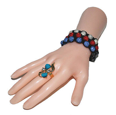 New Fashion Hand Mannequin Arm Display Female Glove Ring Watches Jewelry Skin
