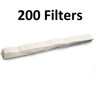 Filter Liners for Acme and Omega Centrifugal Juicers, 200 Pack