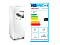 Portable Air Conditioner / Air Cooler & Heater / Remote control + accessories