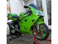 Kawasaki zx6r ninja 2000