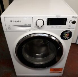 hotpoint 10kg ultima A+++ energy rated washing machine