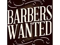 Barbers jobs