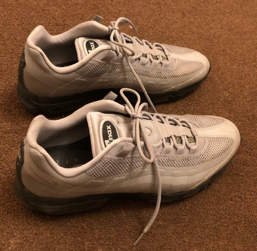 fe7a5ee6 Nike air max 95 ultra size 8.5 Used | in Atherstone, Warwickshire ...