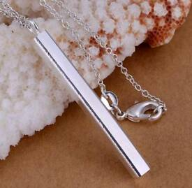 925solid silver necklace