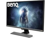 """BenQ EW3270UE 31.5"""" 4K UHD HDR FreeSync Gaming Monitor with BOX and Accessories"""