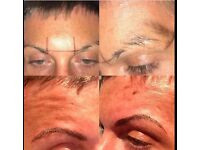 Mobile Microblading service in and around manchester