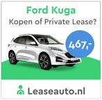 Ford Kuga Private Lease Aanbieding