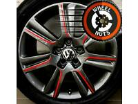 "17"" Customised Genuine SE alloys VW Audi etc excel tyres."