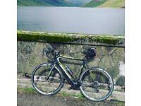 Sensa Aquila SL LTD Carbon Road Bike Ultregra & 105 mix, Size 58 Cm.