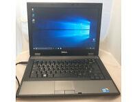 """Dell Latitude E5410 Laptop 14.1"""" Windows 10 4Gb 320Gb Core i3 m350 2.27Ghz WiFi"""