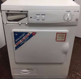 12 Whiteknight C77AWL 7kg White Condenser Tumble Dryer 1 YEAR GUARANTEE FREE DELIVERY