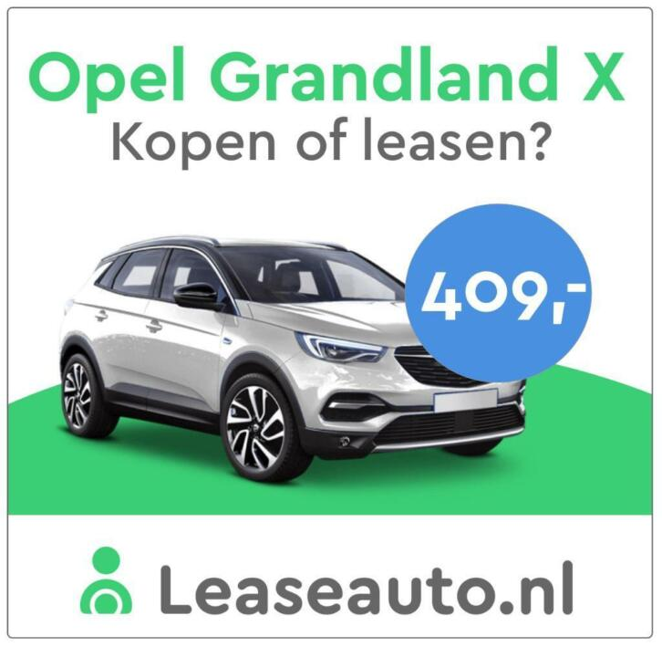 Opel Grandland X | Private Lease | Aanbieding