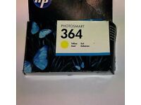 Genuine HP ink HP 364 Yellow CB320EE ABB