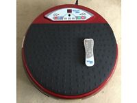 Vibropower Disc with Remote Control