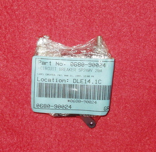 Applied Materials AMAT ABB Circuit Breaker, 0680-90024
