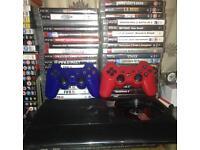 PS3 bundle superslim 500GB 39games
