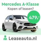 Mercedes Benz A-Klasse Privatelease aanbieding