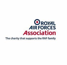 The Royal Air Forces Association - Befriender - Warwick/Warwickshire