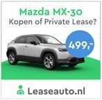 Mazda MX-30 Private Lease Aanbieding