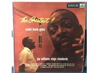 Count Basie Plays…The Greatest!! 12 inch VINYL