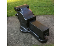 Samsonia No38A Bench Vice Heavy Duty Quick Release Made in England -Solid Quality !!!!