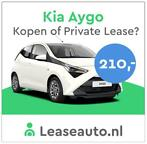 Toyota Aygo Privatelease Aanbieding