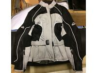 Hein Gericke Women's Motorbike Jacket (Worn Once)