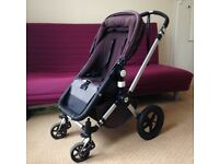 Bugaboo Cameleon with Footmuff and Buggy Board