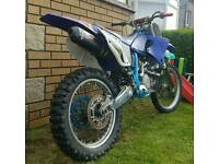 Yz400f 1999 spares or repairs
