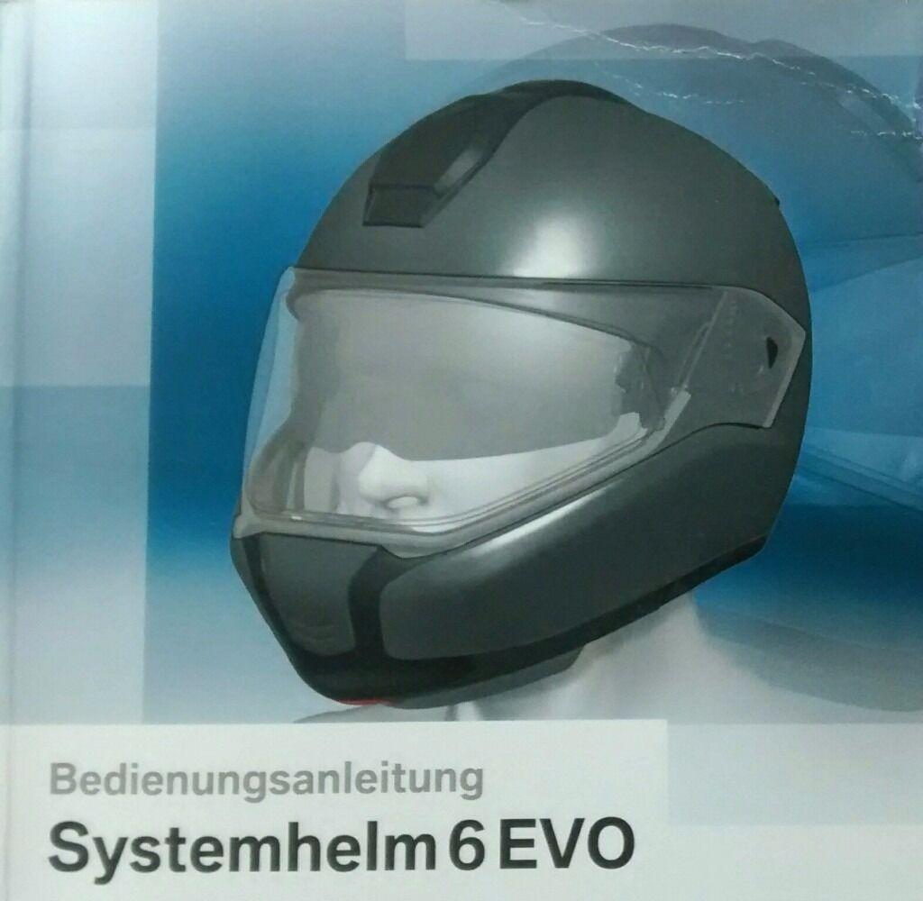 14 Ford Transit Connect 1 6tdci L1: BMW System 6 Evo Helmet With BMW Bluetooth Communication