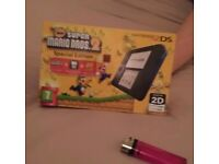 Nintendo 2DS Super Mario Bros Bundle (brand new)