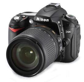 Nikon D90 very good condition