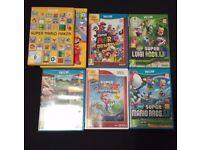 Wii U Bundle - Console, Games & controllers