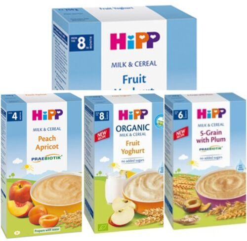 Hipp Baby Milk & Cereal 250g