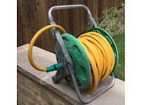 Garden hose and reel