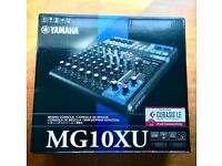 Brand New! Yamaha MG10XU Mixer