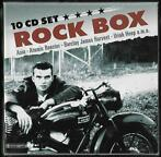 Rock Box - 10 cd box - (sealed)