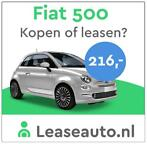 Fiat 500 Private Lease aanbieding