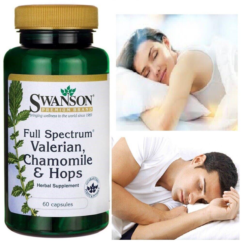 Pastillas Naturales Para El Insomnio Suplemento De Sueño Para Dormir Mejor
