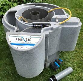 Pond filter - Evolution Aqua Nexus 200 with Airpump AT40, Sequence Pump 1000 & Proclear UV55
