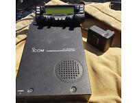 Icom PCR2500 PCR 2500 Dual channel scanner