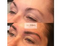 Half Price eyebrow microblading for Models | Harley St Trained | £125 including top up!