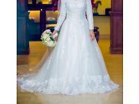 Wedding Dress Long