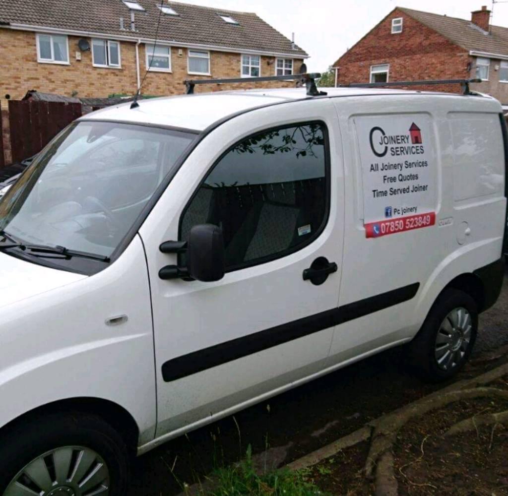 Fiat Doblo Cargo Van In Bedlington Northumberland Gumtree