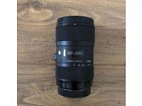 Sigma Art 18-35 mm F1.8 DC HSM | A Lens - Canon fit 18-35mm