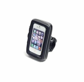 HANDLEBAR MOUNTED SMARTPHONE HOLDER - MEDIUM 13.5CM X 8CM