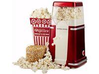 New classic Andrew James Popcorn maker