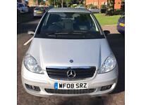 Mercedes Benz A150 2008 with full service history